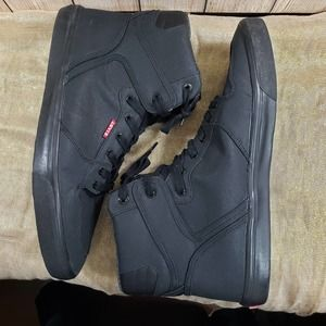 LEVI'S Men's High Top Casual Skate Style Shoes